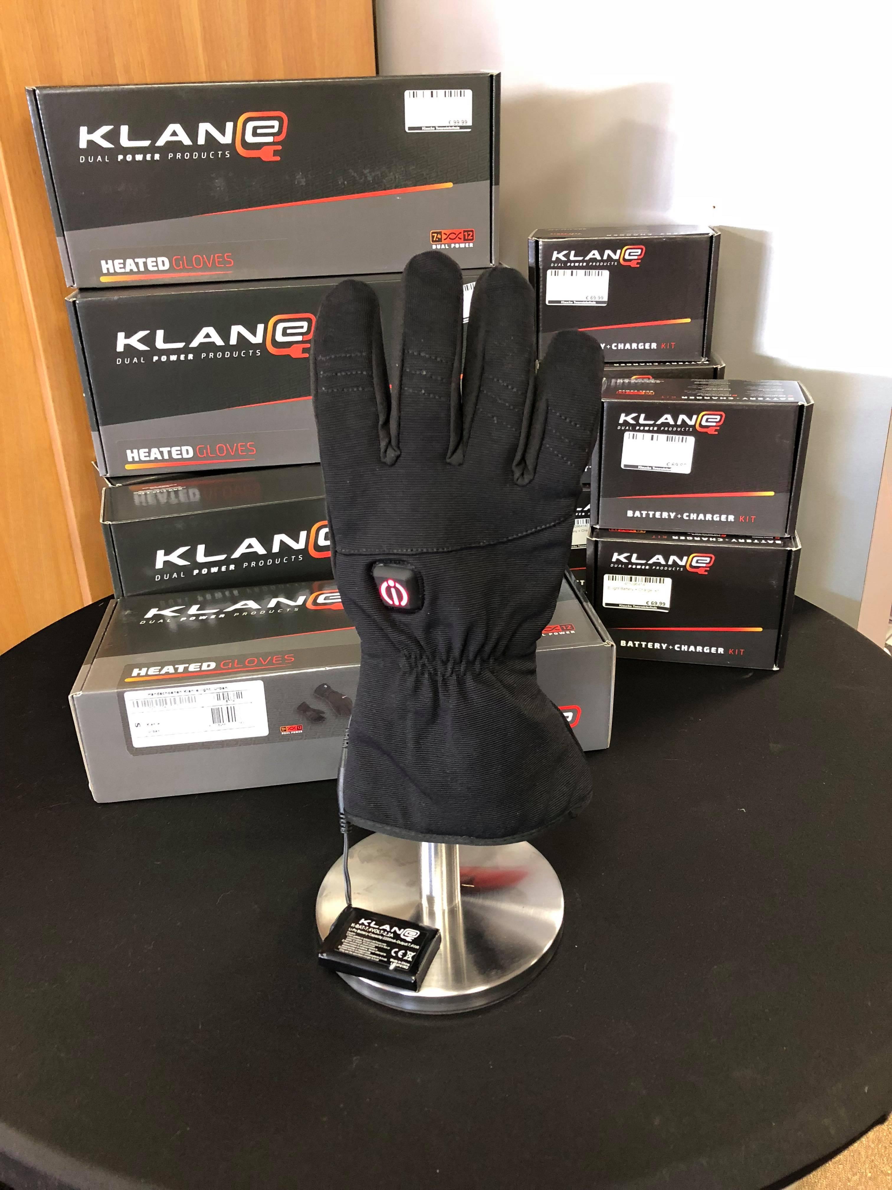 Klane E-light winter handschoenen